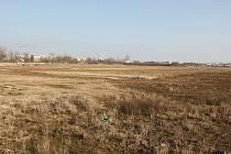 V průmyslové zóně Černovické terasy v Brně měl původně vyrůst sklad společnosti Amazon. Sešlo z toho.