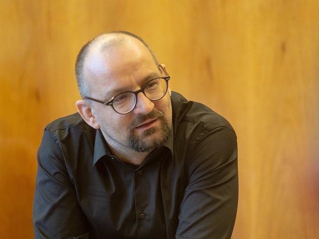 Kjeho velkým koníčkům - historií a architektuře - přivedl Martina Koplíka jeho děda.