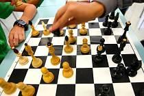 Šachový turnaj na VUT v Brně.