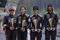 Jezdci stáje Mičánek Motorsport při závodním víkendu na Red Bull Ringu finišovali na předních příčkách.