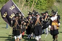 Historický festival Lažánky 1643.