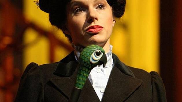 Muzikál Mary Poppins - Johana Gazdíková.