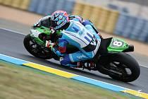 Ondřej Ježek se radoval ze životního výsledku v Le Mans jen chvíli.
