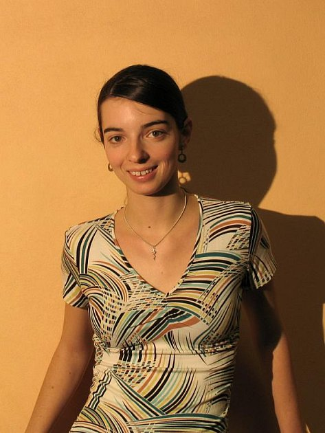 Stepařka, choreografka a mimo jiné i oční lékařka Petra Pašová.
