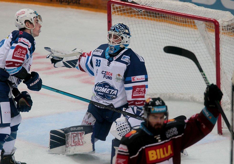 Tipsport extraligaSparta Praha - Kometa Brno 6:1