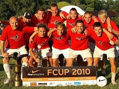 Turnaj v malé kopané FCup 2010 ovládlo brněnské Tango.
