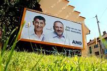 Hnutí ANO získalo při posledních parlamentních volbách na jižní Moravě 17,34 procenta hlasů.