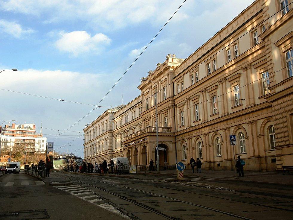 Nemocnice u sv. Anny v Brně. Ilustrační foto.