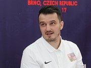 Pražský zadák Michal Uhlíř.