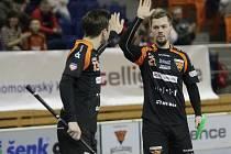Florbalisté Bulldogs Brno v neděli zakončili základní část Superligy pohodlnou výhrou 10:3 s Libercem a v tabulce nejvyšší soutěže obsadili pátou pozici.