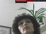 Lékařka Eliška Jugová u soudu.