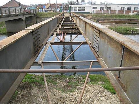 Most v Ivančicích