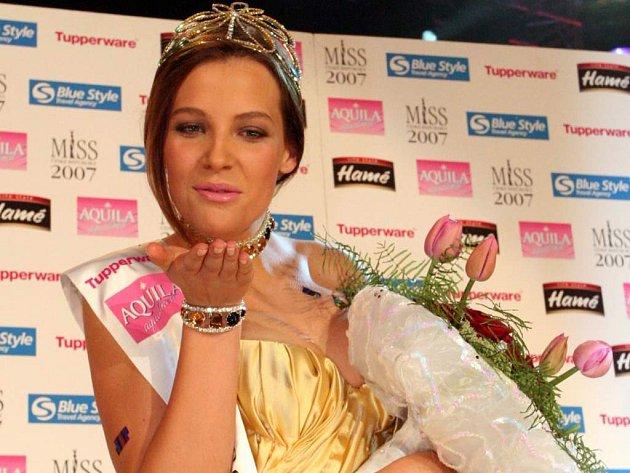 Miss 2007 Kateřina Sokolová