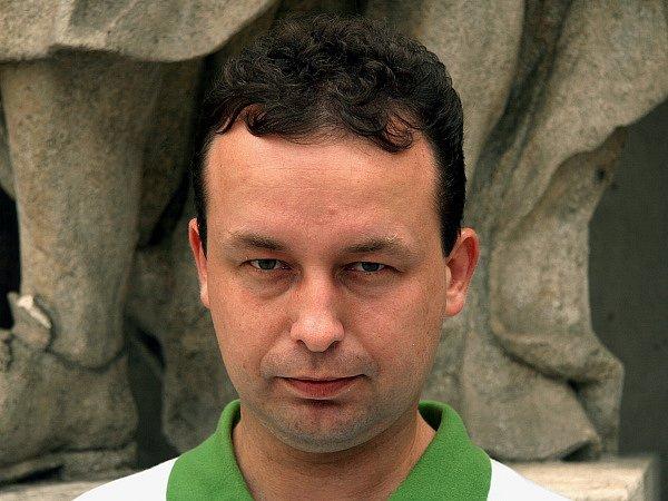Producent brněnského klubu Fléda Tomáš Ondráček