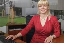 Manažerka Marta Valešová je ředitelkou Úřadu Regionální rady Jihovýchod, který rozděluje dotace v Jihomoravském kraji a na Vysočině.
