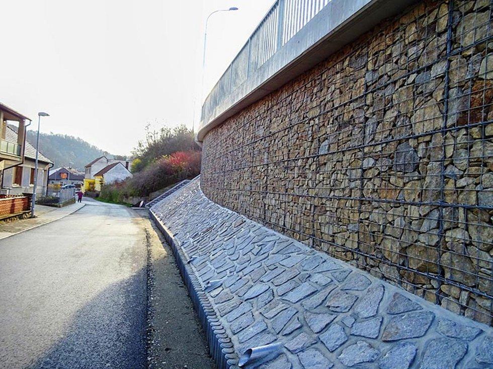 Liniová stavba II/393 Oslavany, 2. místo v kategorii Dopravní a inženýrské stavby.