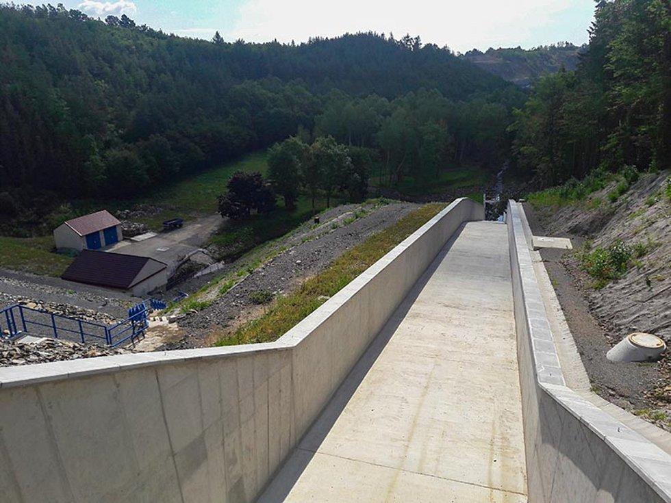 Rekonstrukce vodního díla Opatovice, 1. místo v kategorii Vodohospodářské a ekologické stavby.