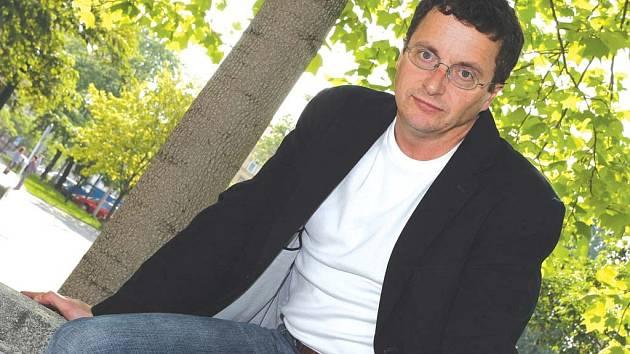 Spisovatel Michal Viewegh