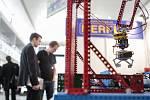 Zpátky do dětských let se vrátí návštěvníci veletrhu Věda, výzkum, inovace, který ve středu začal na brněnském výstavišti a potrvá do pátku.