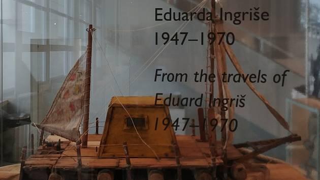 Maketa voru Eduarda Ingriše Kantuta.