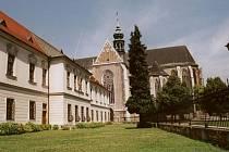 Opatství svatého Tomáše na Starém Brně.