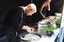 Extreme food festival Brno, ilustrační foto