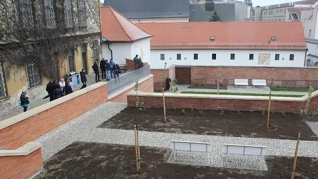 Dříve tam odpočívali mniši. Pod Petrovem otevřeli další kapucínské zahrady