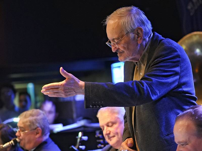 Milan Lasica s orchestrem Bratislava Hot Serenaders