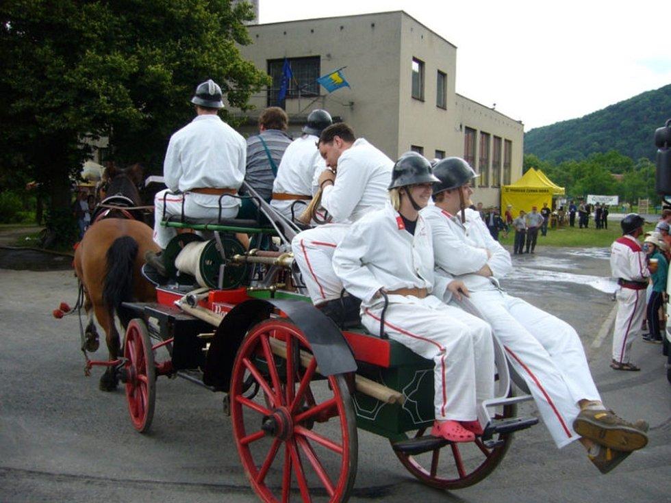 Sbor dobrovolných hasičů v Borači na Brněnsku byl založený 27. března 1898.