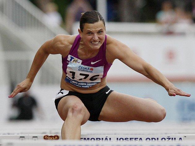 Lucie Škrobáková.