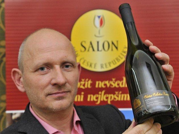 Bořek Svoboda už několikrát se svými víny uspěl.