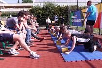 V úterý a ve středu se v Ivančicích na Brněnsku a na brněnské základní škole v Arménské ulici uskutečnila okresní kola Odznaku všestrannosti.