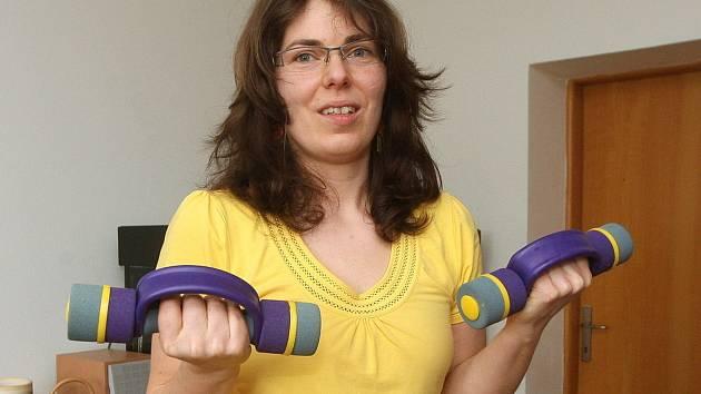 Jihomoravská účastnice soutěže Fit s Deníkem Adéla Procházková je se svým pokrokem zatím spokojená. Po zhubnutí si už nasadí na ruku snubní prstýnek.