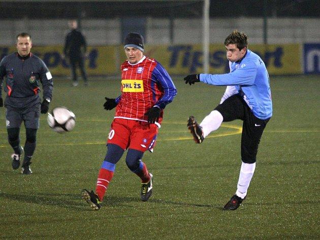 Fotbalisté 1. FC Brno remizovali se Znojmem 0:0.