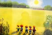 Výstava v Brně představuje okolo 150 originálních kreseb z dvaadvaceti knih, mezi nimi i Broučky Jana Karafiáta nebo pohádku Zahrada, kterou Jiří Trnka původně napsal a ilustroval pro své děti.
