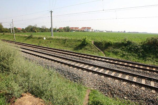 Ve Šlapanicích vyroste nová vlaková zastávky blíž centra města.