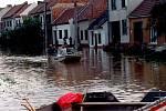 Záplavy v roce 1997.
