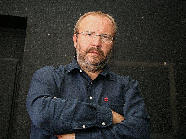 Ředitel Městského divadlo v Brně Stanislav Moša