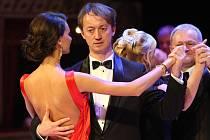 Ples v opeře, Brno 2014.