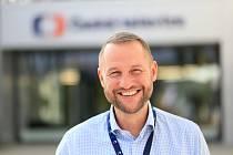 Jan Souček, ředitel TS Brno.
