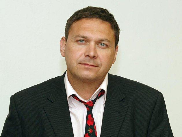 Petr Schenk u brněnského soudu.