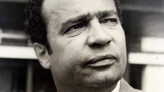 Vladimír Menšík v osmdesátých letech.