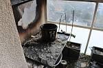 Konopí muž vařil v hořlavé tekutině. Výpary se vznítily a způsobily výbuch.