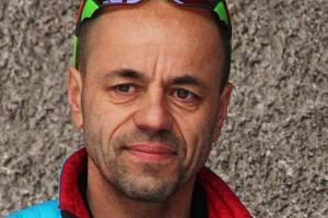 Radek Jaroš, 57 let, horolezec, Nové Město na Moravě