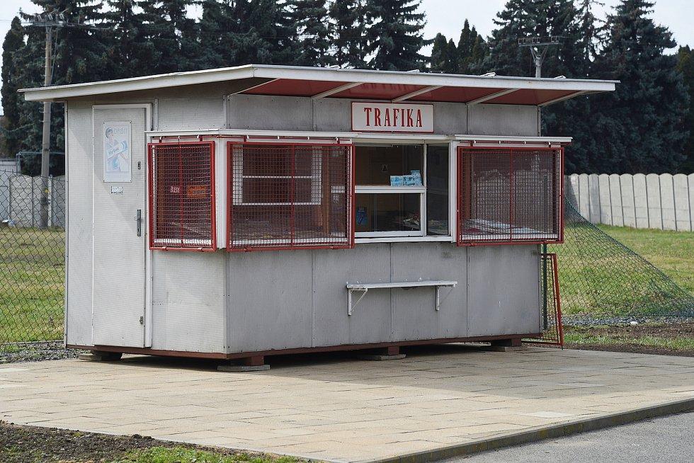 Retro muzeum Na Statku v Brně.