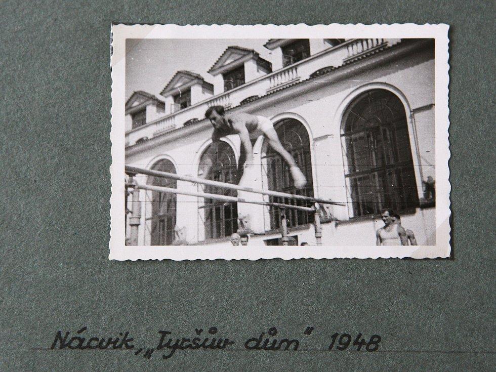 Zdeněk Růžička na archivní fotografii.