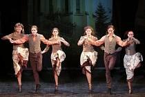 La Quadrilla se na nádvoří Staré radnice postará o celovečerní představení.