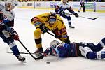 V utkání 48. kola Tipsport extraligy přivítal HC Verva Litvínov na svém ledě celek Komety Brno.