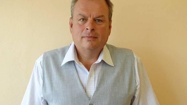 Radomír Zelinka, ředitel akciové společnosti PRAMOS.
