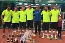 Saňař Cup v roce 2018 vyhrál tým Kolomazníci.